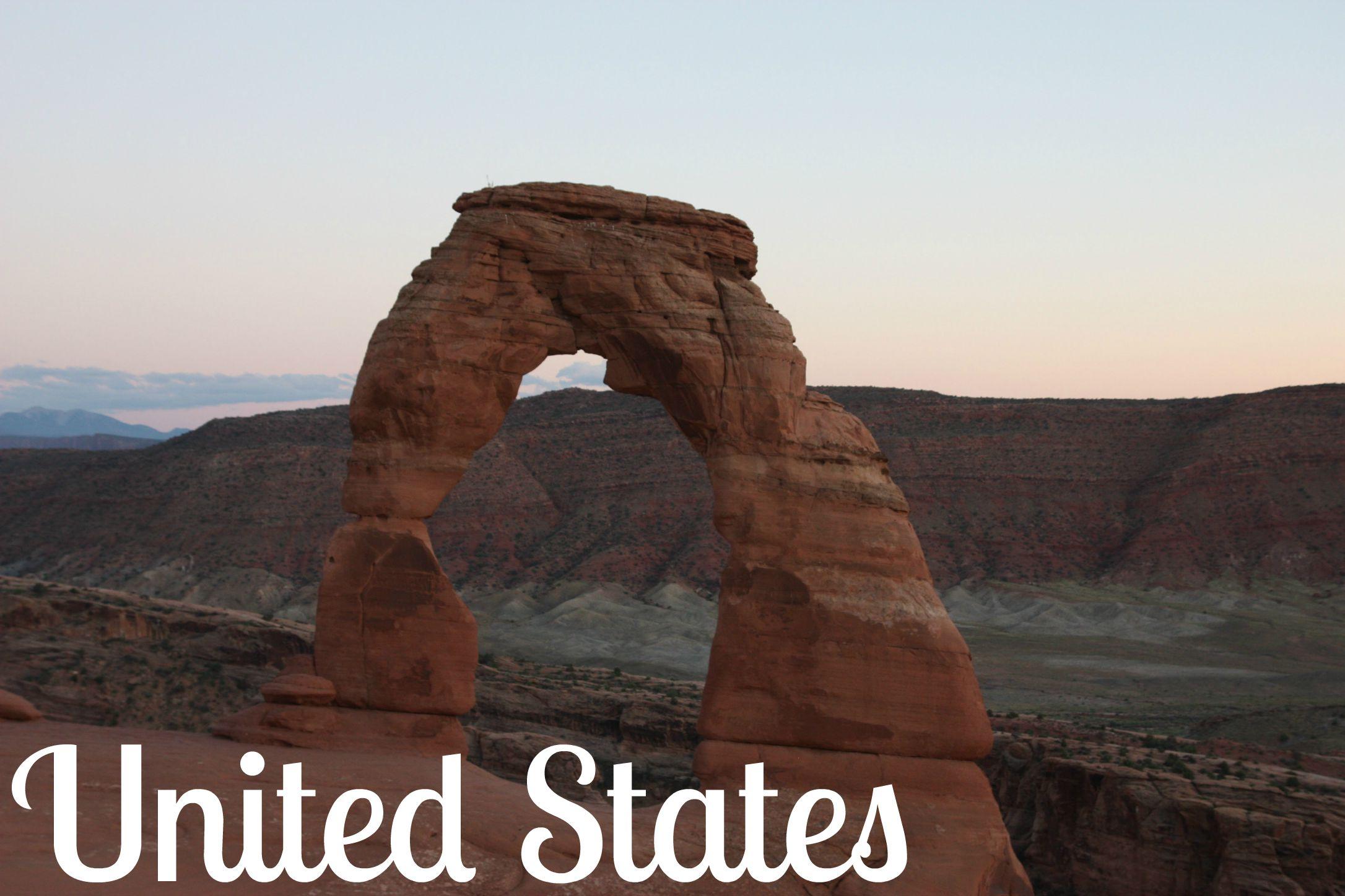 United States Destinations - Wanderalot