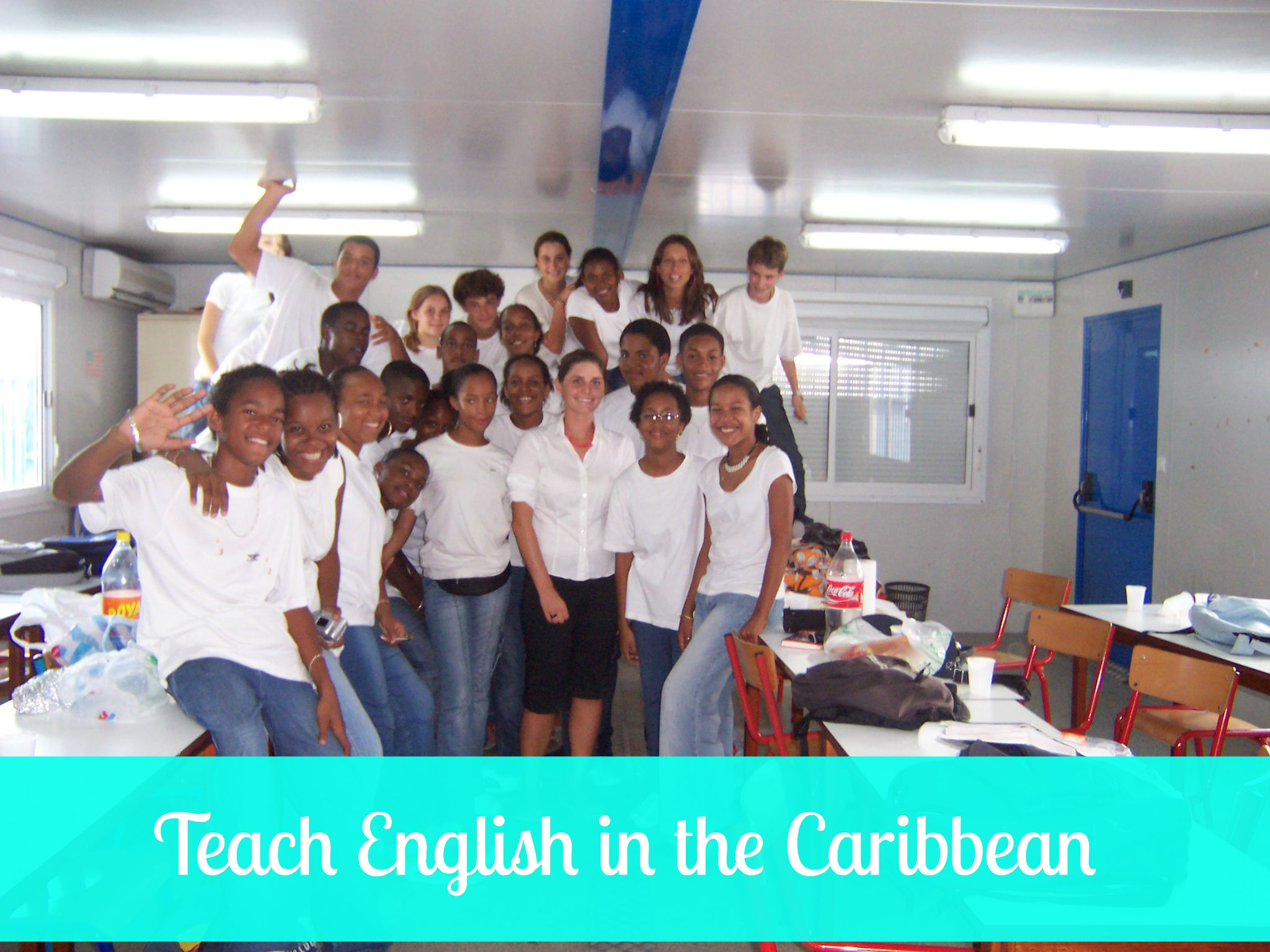 Teach English in the Caribbean - Wanderalot