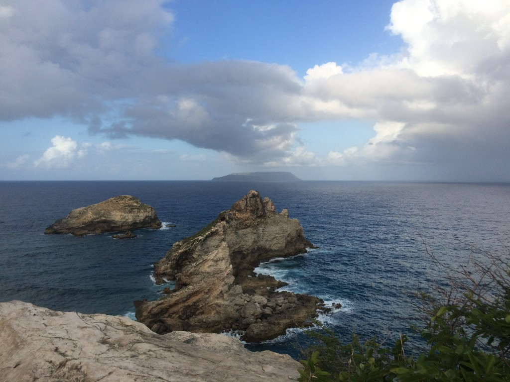 Wanderalot: Pointe des Chateaux, Guadeloupe