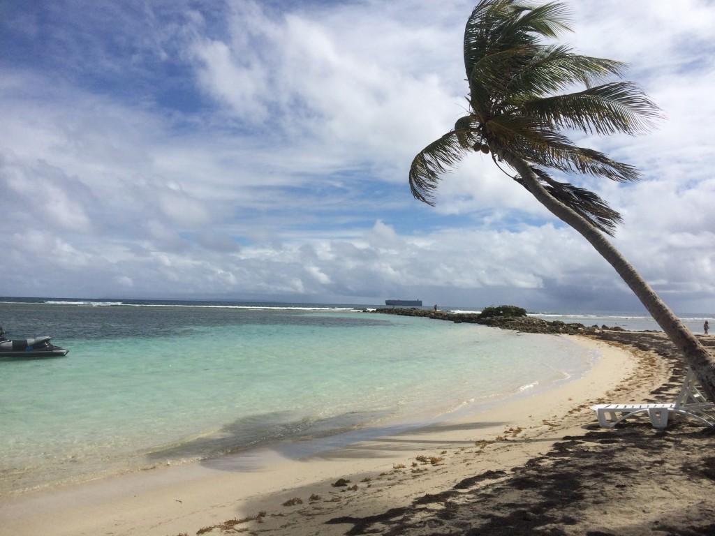 Wanderalot: Caravelle Beach, Guadeloupe