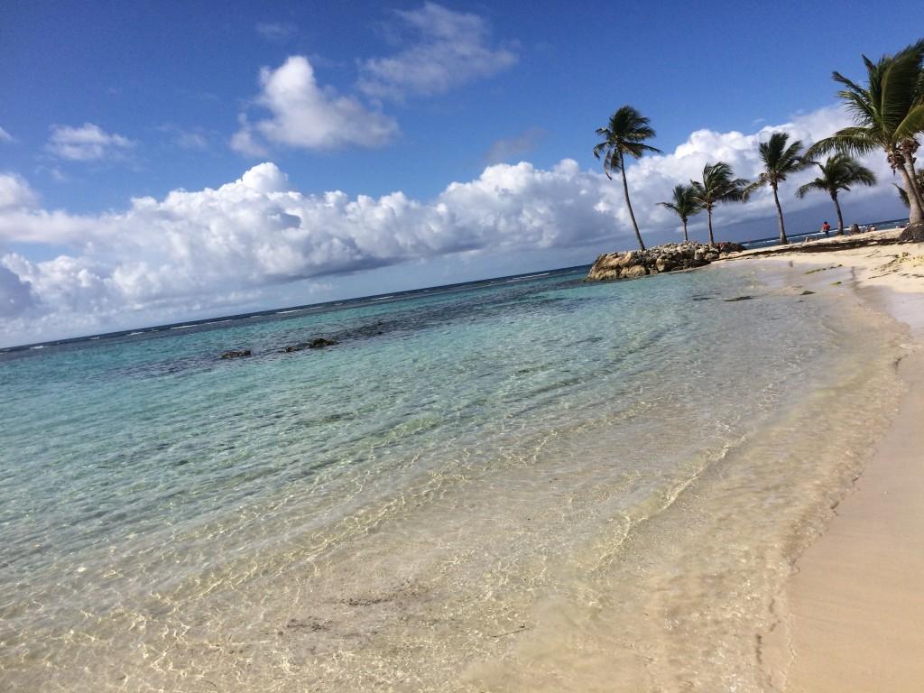 Wanderalot: Sainte Anne, Guadeloupe