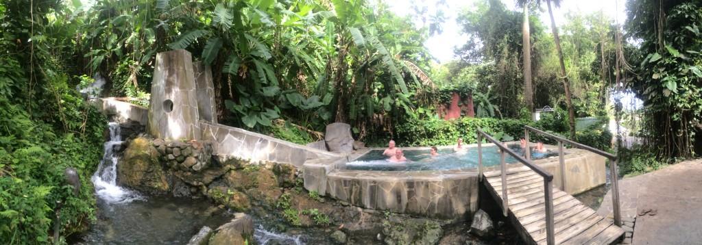 Wanderalot: Dole Hot Springs, Guadeloupe