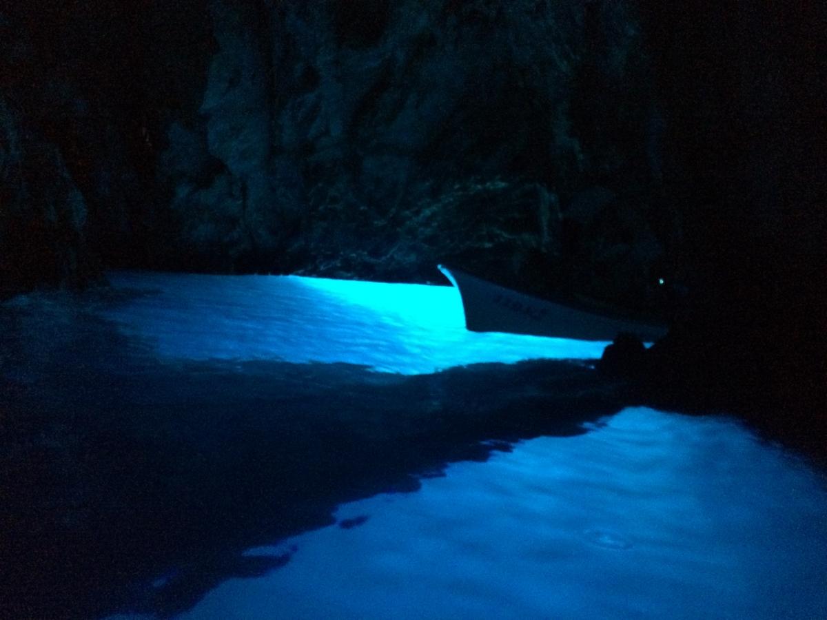 Blue Cave (Bisevo)